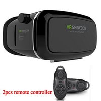 Wholesale New Generation Android - New Generation Vr Shinecon Virtual Reality Headset 3d Vr Glasses for 4~6 Inch Smartphones for 3d Movies and Games,Vr Box