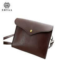 Wholesale Export Cell Phones - SHYAA 2016 Women Bags Foreign Trade Export Trend Of Fashion Women Bag Retro Package Handbag Shoulder Bag Wholesale