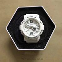 Wholesale Measurement Battery - 1pcs Top Luxury brand men's watches Tidal temperature measurement Multifunctional sports watch shock LED Boy girl wristwatch Original Box