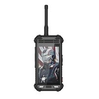 Wholesale Dual Sim Rugged - Runbo M1 Phone with Magnetic Connector- Andriod 5.1 OS Waterproof IP67 Rugged LTE Phone 3.2 Watts Output & Analog Two Way Radio NFC
