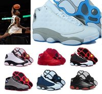 Wholesale Cheap Christmas Lights Free Shipping - Free shipping online sale 2017 top quality Air Retro 13 retro shoes, cheap New 13s basketball shoes in best quality for you 41-47