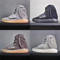 Wholesale Basketball Loop - Adidas Originals Yeezy Boost 750 2018 Outdoors Sneaker Discount Cheap Hot Selling 750 Boost Skateboard Shoes Basketball Shoes With Box