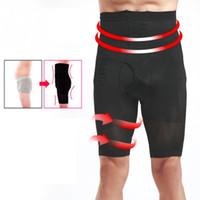 Wholesale Lowest Prices Corset - 2017 Men Body Shaper Control Slim Tummy Corset High Waist Shapewear Panty Underwear promotion low price