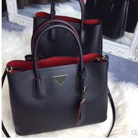Wholesale Design Shoulder Pu - Free shipping fashion Simple Women Bag Ladies Big Lady Bags Design Messenger Shoulder Bags Shopping Handbag