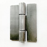 Wholesale Hinge Types - Doors and Windows Hinge 50 Type Professional Industry Flat Sheet Toolbox Machinery Parts Iron Material 82 * 75mm
