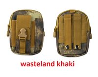 Wholesale Tactical Mountaineering Packs - Outdoor Riding Cycling Camping Hiking men travel bags Wallet Tactical Waist Belt Pack Sports mountaineering Climbing ultralight