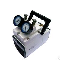 Wholesale Vacuum Pump Oil - LH-85L Oil Free Mini Diaphragm Lab Vacuum Pump Pressure adjustable for chromatograph 30L min