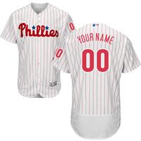 a83544c17 ... Philadelphia Phillies 58 Jonathan Papelbon Cream Cool Base Jersey ...
