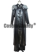 Anime Sephiroth Pas Cher-Final Fantasy VII FF7 ​​Final Fantasy 7 Costume de COSPLAY de Sephiroth