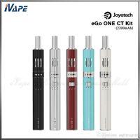 Wholesale e cigarette joyetech for sale - Group buy Joyetech Ego One CT mAh Kit Original Joyetech Ego One CT E cigarette Joye Ego One Pen Kits Original