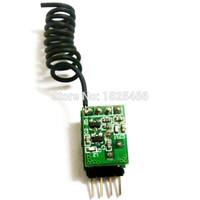 codificador usb al por mayor-433M PC USB UART Mando a distancia EV1527 PT2262 Encóder TTL RS232 RF ASK OOK Módulo transmisor inalámbrico