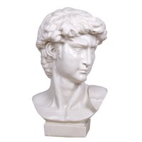 carve marble - Greatly Venus Head Sculpture Crafts Large Head American Style Figure Display Statue Sculpture Crafts with Marble Sandstone