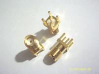 Wholesale Sma Pcb Mount Jack - 500 Pcs Gold SMA female jack Panel Mount PCB Straight Solder RF Coax adapter