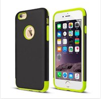 Wholesale Slim Armor Iphone 4s - Caseology Mars Case Hybrid Rugged Cover Slim Armor Protector for iPhone 7 6s 6plus 5s SE 4s Samsung S7 S6 Edge Plus On5 Note7 G530 LG G5