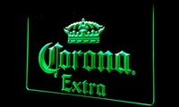 luzes extras venda por atacado-LS145-g Corona Extra Beer Bar Pub Cafe Sign Neon Light