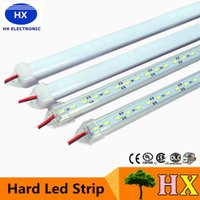 Lámpara de LED rígida 5630 SMD Cool Warm White Barra rígida 72 LED 3500 Lumen LED de luz con
