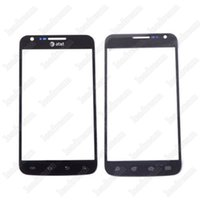 Wholesale Galaxy Skyrocket Ii - 50PCS Front Outer Touch Screen Glass Replacement for Samsung Galaxy S2 II Skyrocket i727 AT&T
