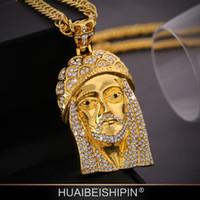 24k полный золотой бесплатная доставка оптовых-2015 Новый тип хип-хопа, ожерелье с бриллиантом из бриллиантов с бриллиантовой цепочкой из золота 24K, с высоким качеством и бесплатной доставкой