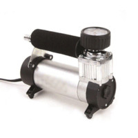 Wholesale Pump 12 V - Multi-functional portable 12 v car tire air compressor Motorcycle air pump small air compressor Free shipping