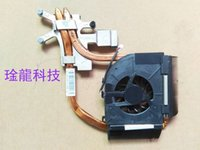 Wholesale amd processors laptops for sale - Group buy New cooler for HP pavilion DV5 DV5 laptop fan with cooling heatsink