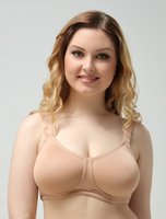 Wholesale Girls C Size Bras - bra manufacture for Indian big boobs girl bra size of 36 80 38 85 40 90 B C D Stylish Comfortable Wireless Plus Size Sex Bra