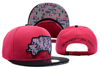 Wholesale Trukfit Order - Trukfit Snapbacks Caps Adjustable Basketball caps the hip hop hat mix order drop shipping