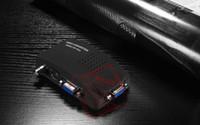 ingrosso av adattatore per computer portatile-Adattatore monitor per monitor AV / S video / BNC / VGA TV composito per PC portatile Switch Box F5