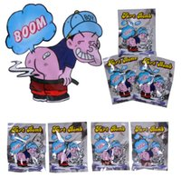 Wholesale Wholesale Prank Gadgets - Wholesale Fart Bomb Bags Novelty Stink Bomb Smelly Funny Gags April Fools'Day Practical Jokes Gadget Prank Gag Gift