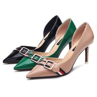 Wholesale Shop Cheap Sandals - New Fashion Ladies Heels Online Shopping Cheap Women's Dress High Heels Pumps Shoes Sandals Sexy Feamle Name Branded Footwear Oulte Purchase