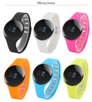 Wholesale Orange Tester - Health Bluetooth H8 Smart Bracelet Fitness Sport Tester Watches For Iphone IOS Android cellphone Sleep Tracker heart rate monitor Wristband