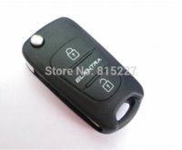 Wholesale Toys Car 12v - New Hyundai Elantra Folding Remote Key Control 433MHZ Without Chip + car control block control toy