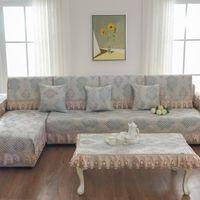 Sofa Cushion Protectors Preços Unique Light Blue Flower Pastoral Style Sofá  Almofada Couch Cushion Sofá