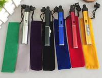 Wholesale Click N Vape Vaporizer - click N Vape sneak a toke vaporizer pen Smoking Metal pipes for smoking wid dry herb Vaporizer tobacco torch butane Free Shipping