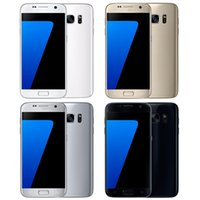 Goophone S7 5,1 zoll S7 rand 5,5 inch Entsperrt handy Quad Core Android 4 GB Ram 32 GB Rom smartphone refurbished telefon