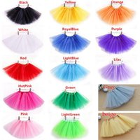 Wholesale Kids Ballet Dresses Sale - Hot Sales Baby Girls Childrens Kids Dance Clothing Tutu Skirt Dance wear Ballet Dress Fancy Skirts Costume Free Shipping