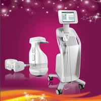 Wholesale Top Slimming Machines - top selling Korea high intensity focused ultrasound hifu for Slimming machine fat reduction