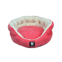 Wholesale Korean Plush Brands - Brand New Lovely Dog Beds Mats Soft Flannel Pet Dog Puppy Cat Warm Plush Bed Eco-Friendly