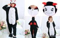 Wholesale Cheap Pajamas Wholesale - New Cheap Hot Sale Lovely Kigurumi Pajamas Anime Costumes Cosplay Adult Unisex Onesie Dress Sleepwear Halloween