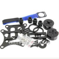 Wholesale Cheap Gopro Accessories - DJI Phantom Gopro 2 3 CNC Metal Brushless Camera Gimbal Frame Black Parts & Accessories Cheap Parts & Accessories