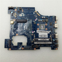 Wholesale Lenovo Ideapad Motherboards - Original & High Quality w E-350 cpu LA-6757P 11013280 For Lenovo Ideapad G575 Laptop Motherboard Mainboard Tested