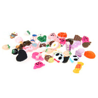 Wholesale Different Shape Beads - #07-#12 Many Cartoon Series Resin Beads For Nails Art Decorations About 100pcs Different Shape Lovely Decal Makeup Tool DIY Nail Jewelry