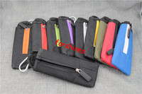 Wholesale X6 Vaporizer E Cigarette - free shipping usa UK Vaporizer Holder Keychain Carry Pouch ecig electronic cigarette Carrying Bag for ego-t evod mt3 kit ego-twist X6 e-cig
