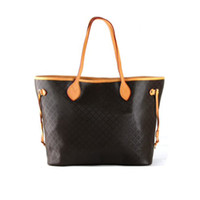 Wholesale Key Chains Stars - Wholesale Orignal real oxidation leather fashion famous shoulder bag Tote luxury brand handbags presbyopic shopping bag purse messenger bag