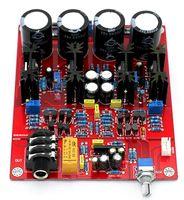 Wholesale Fet Amplifiers - E19 Class A Amplifier Board K2381 J407 FET dual AC12V