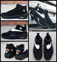 Wholesale Basket Fashion Men - 2017 Airs Shake Ndestrukt Rodman Retro Basketball Shoes for Men Women 880869-001 Fashion Dennis Signature Casual Sports Sneakers US 5.5-11