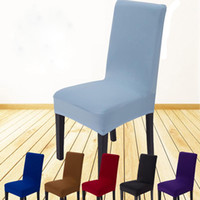 Wholesale Furniture Dining Chair - Dining Chair Covers Chair Protector Slipcover Modish Decor Stretch Spandex