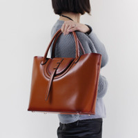 Wholesale Lady Cross Bag - 2016 lady's genuine leather bag,high quality leather,good price