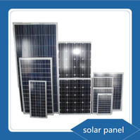 Wholesale Generator System - 20W 18V Solar Generator Polycrystalline Solar Panel for 12v Battery off Grid System Solar for Home System panneau solaire