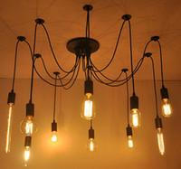 lámpara colgante led al por mayor-Foyer Comedor, sala de estar, restaurante, LOFT, lámpara colgante con toma de cable, soporte para lámpara colgante, lámparas colgantes