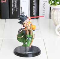 Wholesale Dragon Ball Z Fantastic Arts - Japan anime Dragon Ball Z figure fantastic arts action figure toy Gokou Shenron set collection with box free shipping